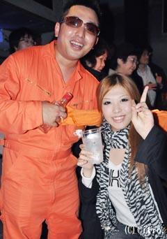オレンジボーイ&姫(^^;